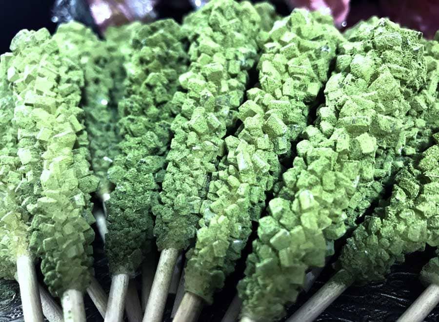 خرید نبات گیاهی طعم دار